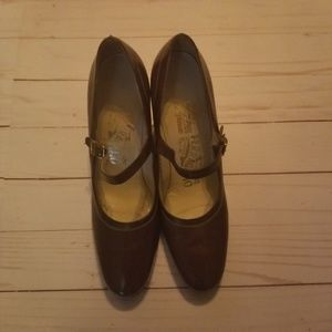 Salvatore Ferragamo Maryjane heels